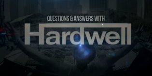 Hardwell Releases Q&A Episode 3 Part 1 – The Hardwell Studio
